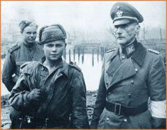 Немецкий генерал ... в отставке.