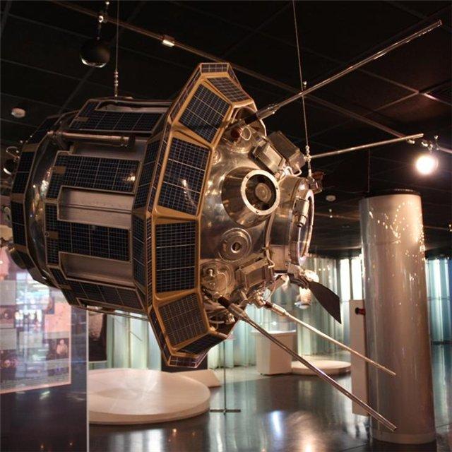 """016. Автомат. станция """"Луна-3"""""""