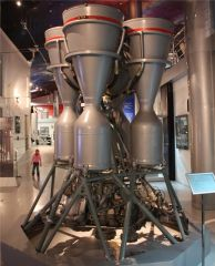 014. Жидкостный ракетный двигатель РД-107