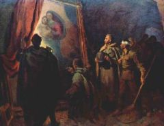 Ю. Ятченко. С мечтой о мире. Спасение шедевров Дрезденской галереи.