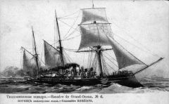Канонерская лодка Кореец