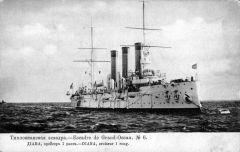 Крейсер I ранга Диана