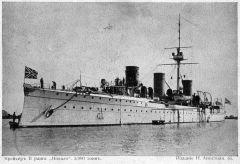 Крейсер II ранга Новик