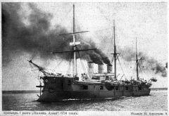 Крейсер I ранга Память Азова