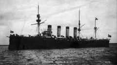 Крейсер I ранга Россия