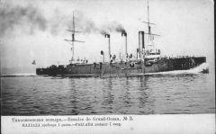 Крейсер I ранга Паллада (1)
