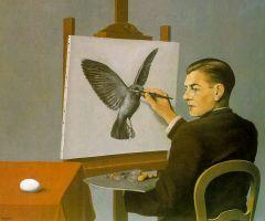 Проницательность (Автопортрет) 1936