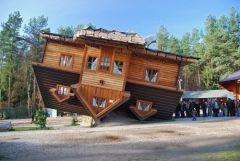 07. Еще один перевернутый дом (Upside down house) в Шимбарке, Польша.jpg