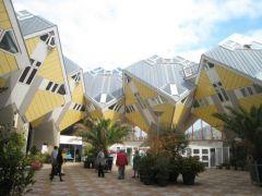 25. Cubic houses. Роттердам, Нидерланды.jpg