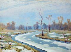 Ранняя весна. 1890-1895.jpg