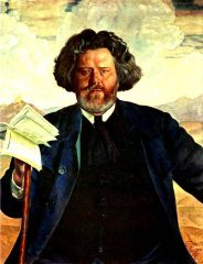 Портрет Максимилиана Волошина 1924.jpg