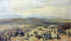 Последний бой под Плевной 28 ноября 1877 года. 1889.jpg