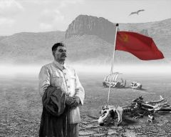 Сталин рарабатывает коварный план по истреблению динозавров.jpg