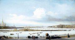 Катание на Неве. 1854.jpg