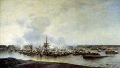Сражение при Гангуте 27 июля 1714 года. 1877.jpg