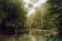 Лес в Веле. Нормандия. 1871.jpg
