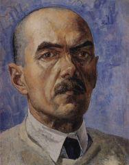 Петров-Водкин Автопортрет. 1929.JPG