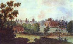 Дворец Царицыно около Москвы. 1800.jpg