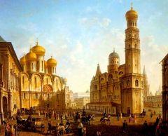 Соборная площадь в Московском Кремле.jpg