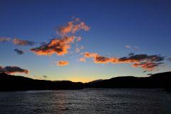 Вечернее небо