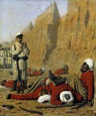 После неудачи. 1868