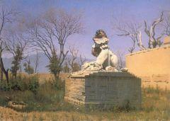 Развалины в Чугучаке. 1869г