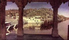 Мраморная набережная. 1874г