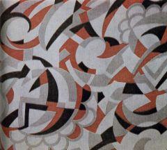 Сатин декоративный. Конец 1920-х -- начало 1930-х гг.