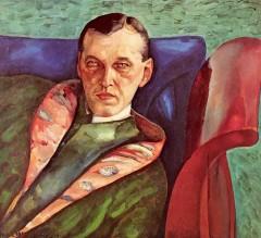 Портрет Александра Александровича Коровина. 1916