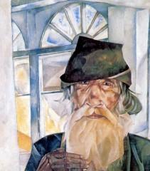 Олонецкий дед. 1918