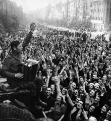 Анатолий Егоров:  Прага 9 мая 1945