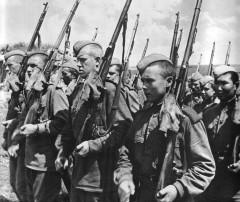 Павел Трошкин: На Центральном фронте