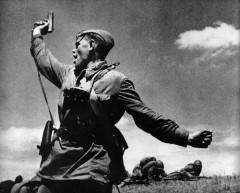 Антология советской фотографии: 1941 – 1945