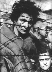 Владимир Юдин: из серии Освенцим