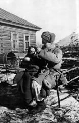 Виктрор Кинеловский: Всех угнали фашисты
