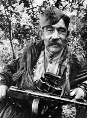 Яков Рюмкин: Солдат