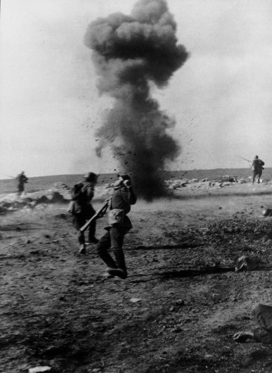 Анатолий Гаранин: Смерть солдата