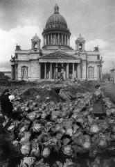 Анатолий Гаранин: У Исаакия в дни блокады