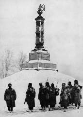 Павел Трошкин: У памятника героям Отечественной войны 1812 года