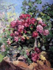 Розы. 1917