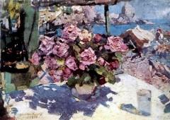 Розы. 1912