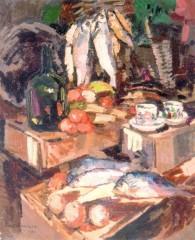Рыбы. 1916