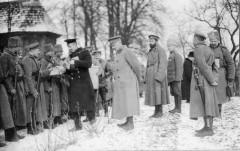 Раздача подарков. 1915 г. Сергей Корсаков