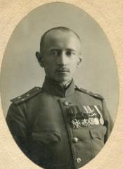 Поручик Черкасов Николай Федорович, 1916 г.