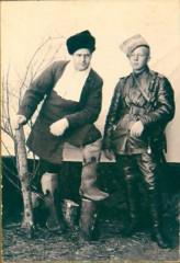 Фотография подпоручика Российской империи, 1914-1917 гг.