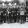1-я рота лейб гвардии Гренадерского полка (рота Его Величества) в парадной форме. 1913 г.