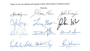 110415153711 Us senators letter 304x171 Bbc nocredit