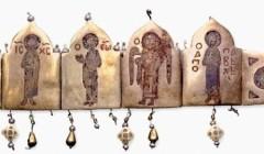 Фрагмент диадемы XII век