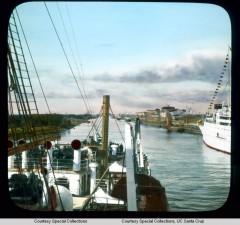 Сцена в порту