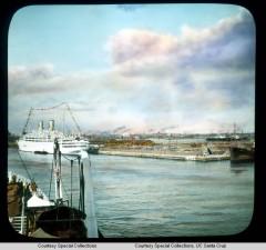 Сцена в порту 1
